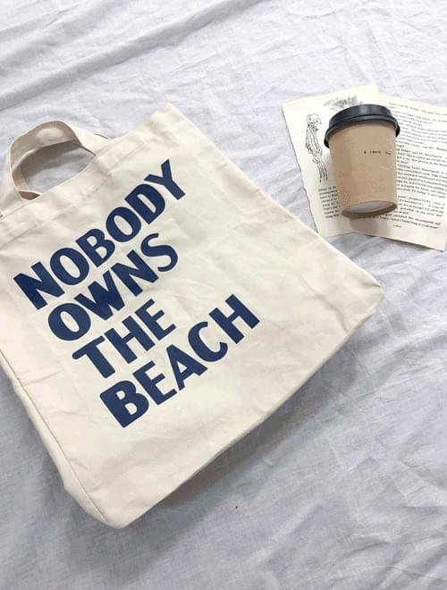 Daily Lettering Eco Bag _Y