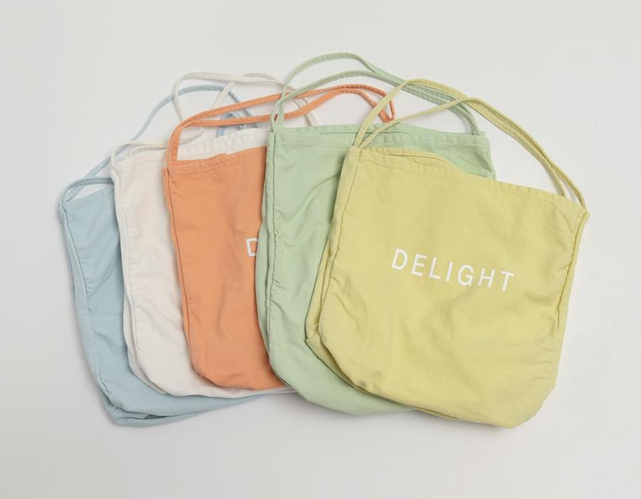 Delight cotton eco bag_J