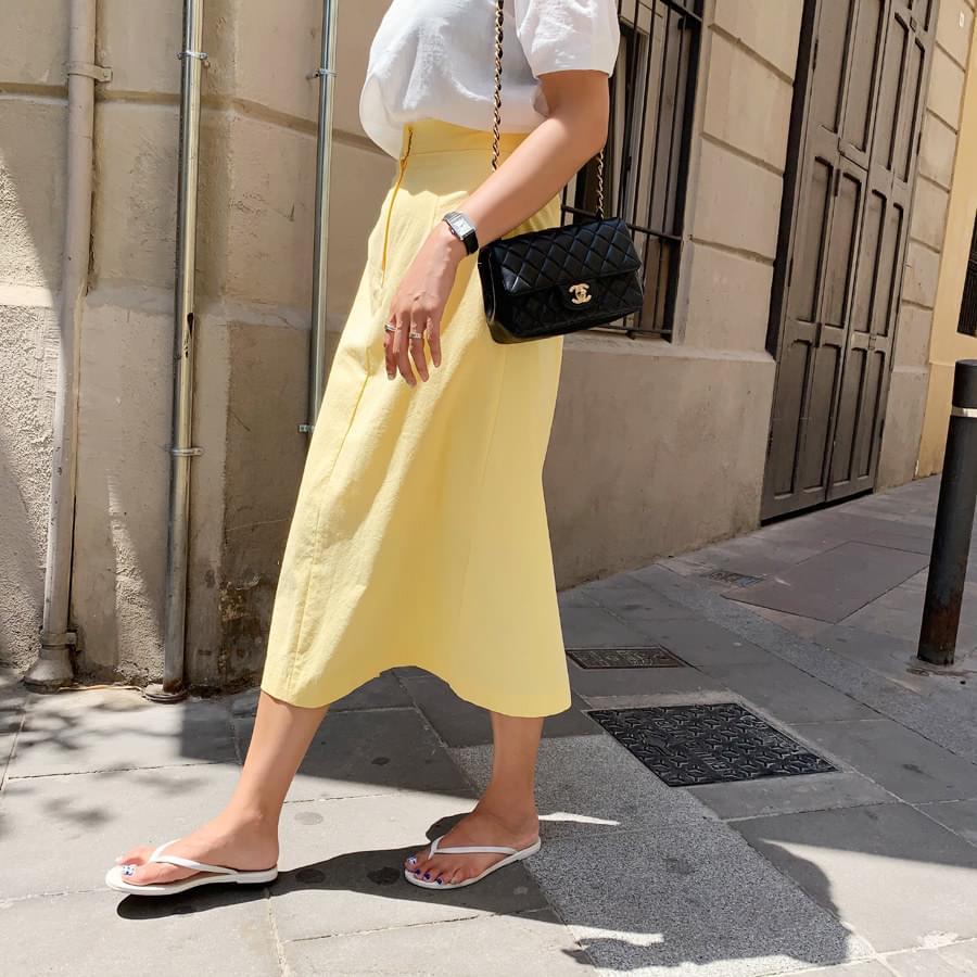 Candy cotton skirt