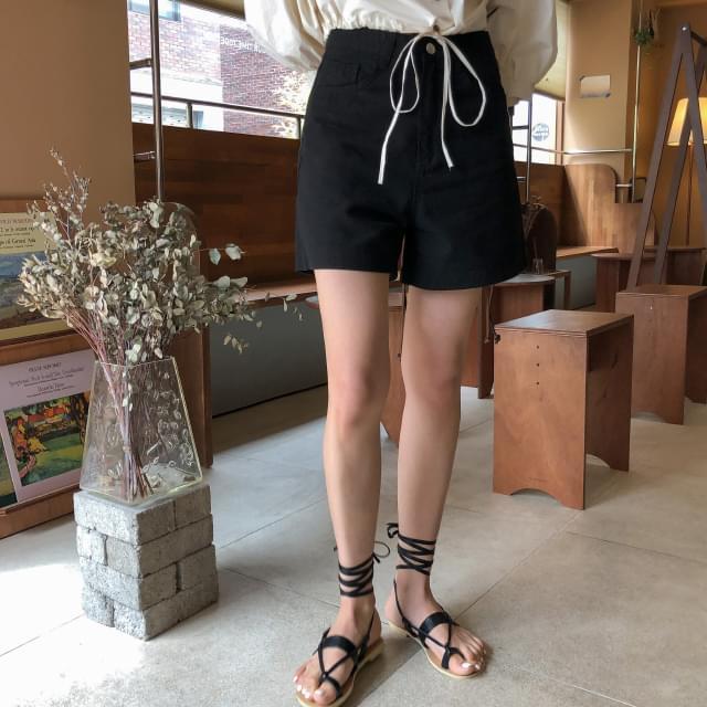 High West Linen Short Pants