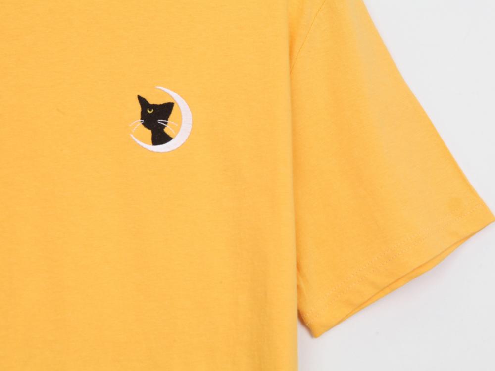 Nero Cat Short Sleeve T