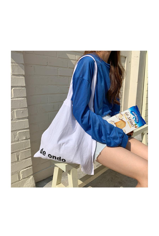Dion Lettering Eco Bag