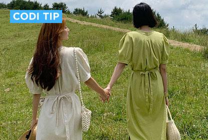 女孩們夏日出遊怎麼穿? 5個Tips這樣搭