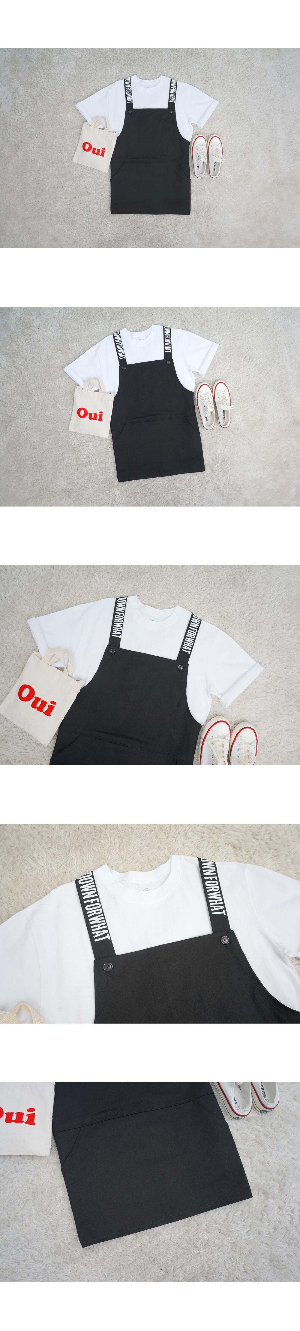 Lettering Suspenders OPS
