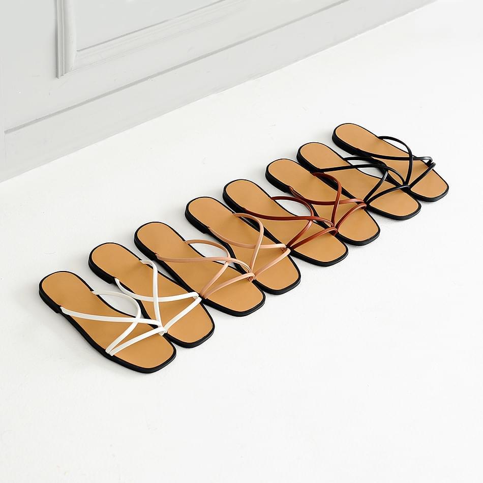 Geranz Slippers 1cm