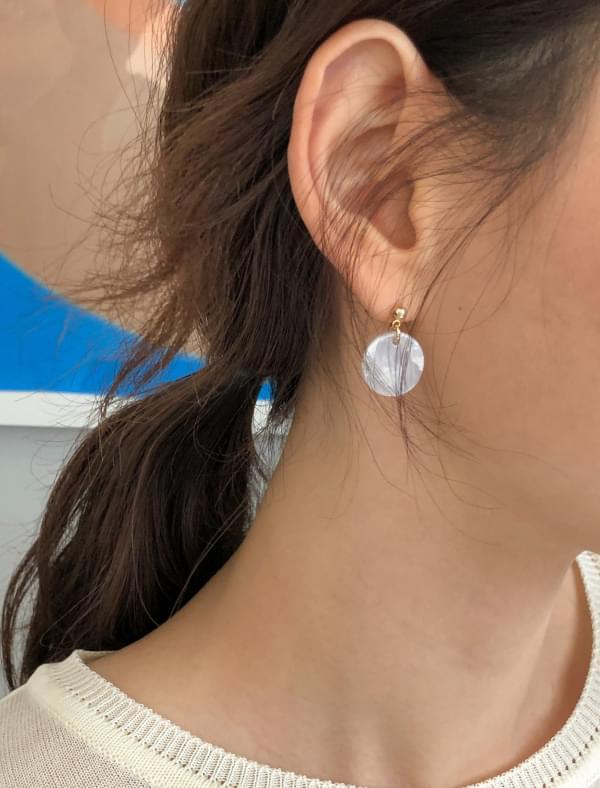 various point earring set