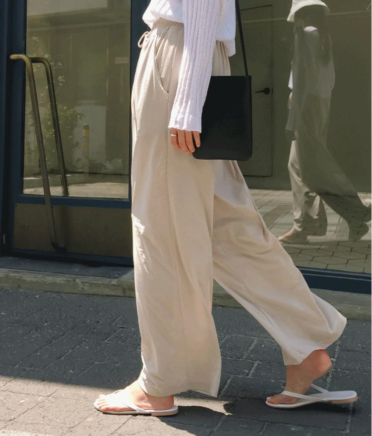 Summer Ice Wide Pants