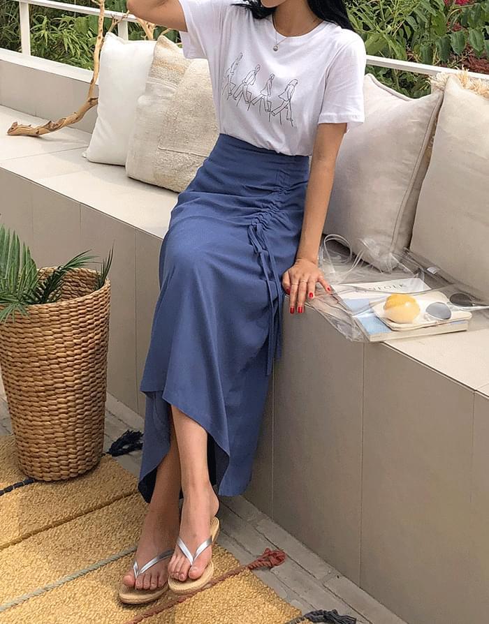 Pura ling skirt