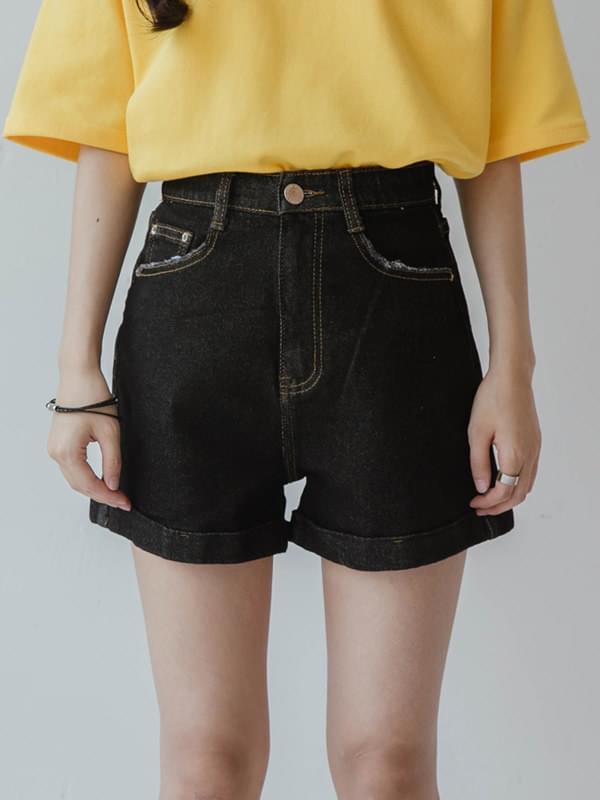 Stitch A Line Shorts