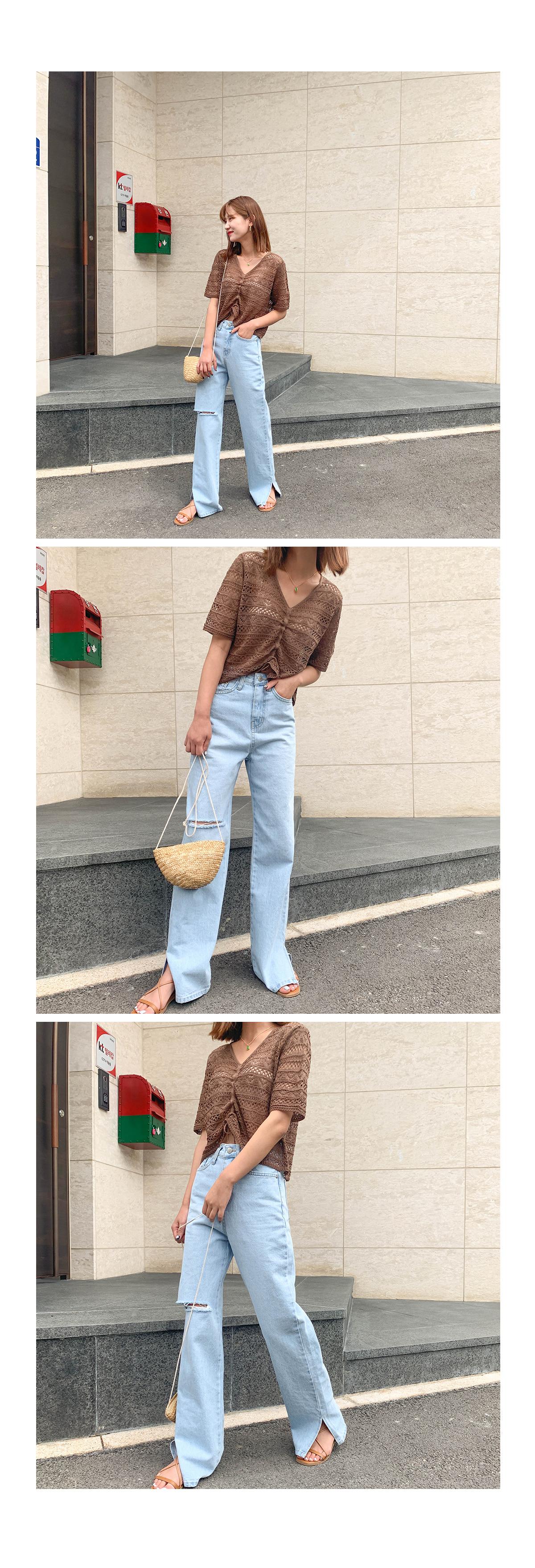 Summer Crushing Knit