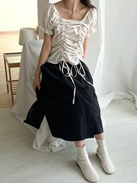 Uniform Long Skirt