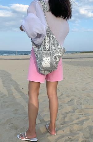 Paisley Eco Bag