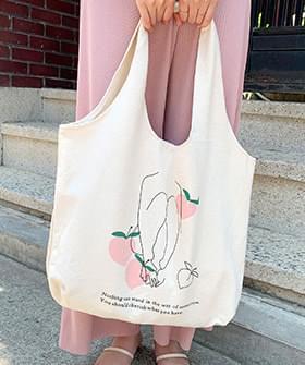 Sensible fruit eco bag