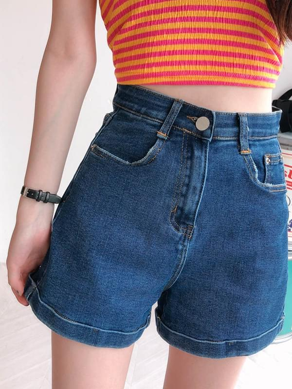 A line Jincheng Shorts