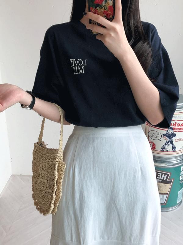 Love Me Short Sleeve Polo Shirt