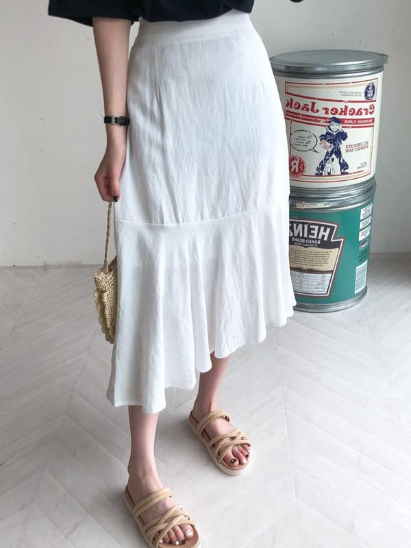 Rosemary long skirt