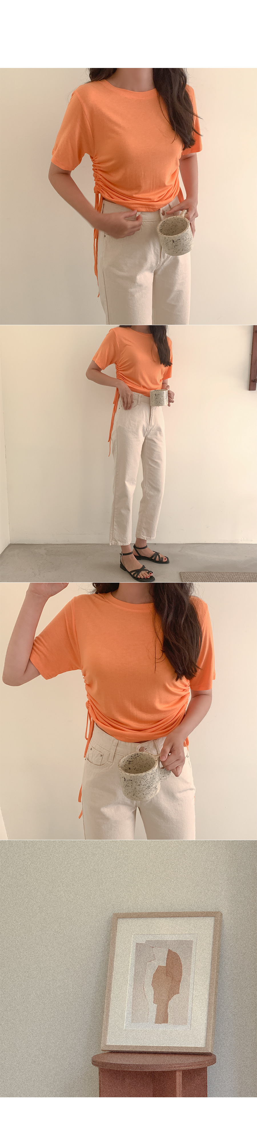 Madvie Wide Cotton Pants