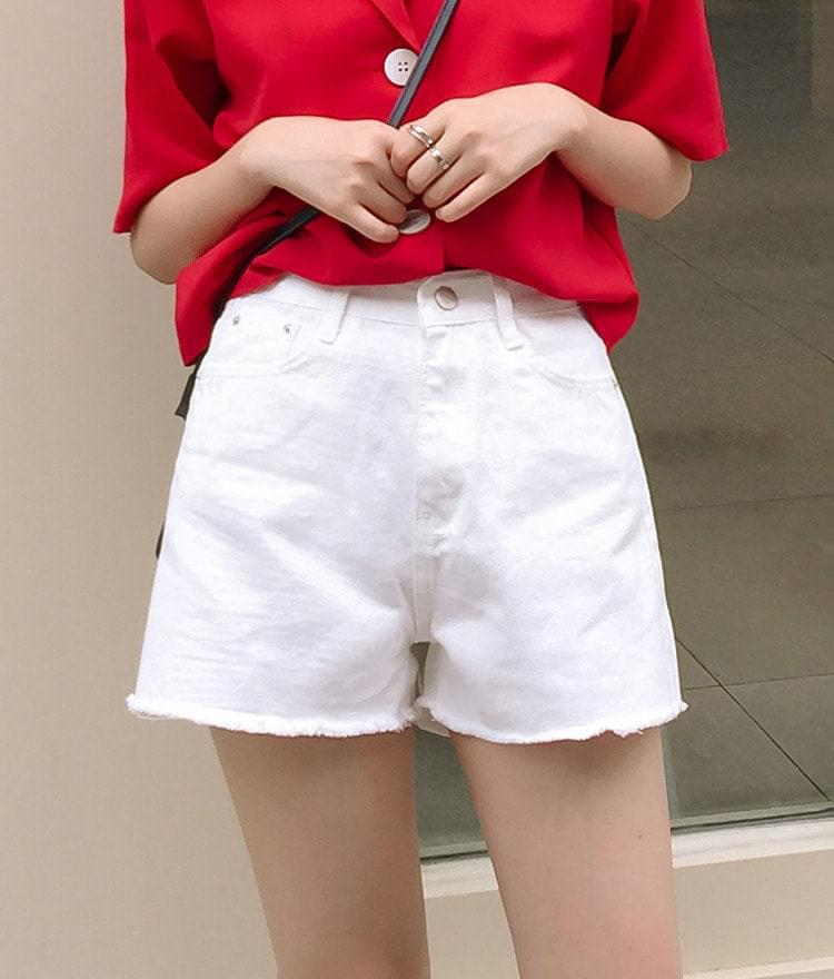 1334 Mini Cotton Short Pants