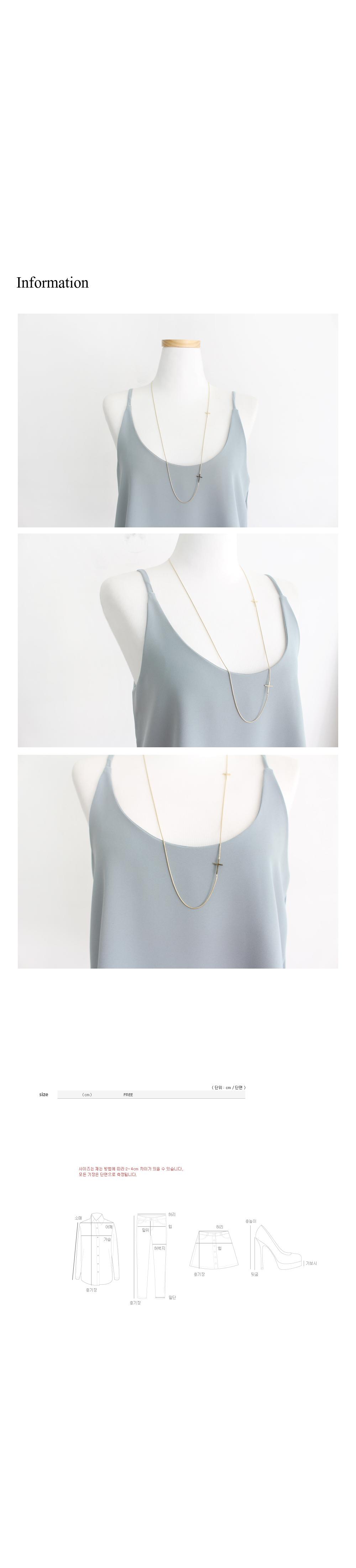 Agit necklace ; one color BEST ♥