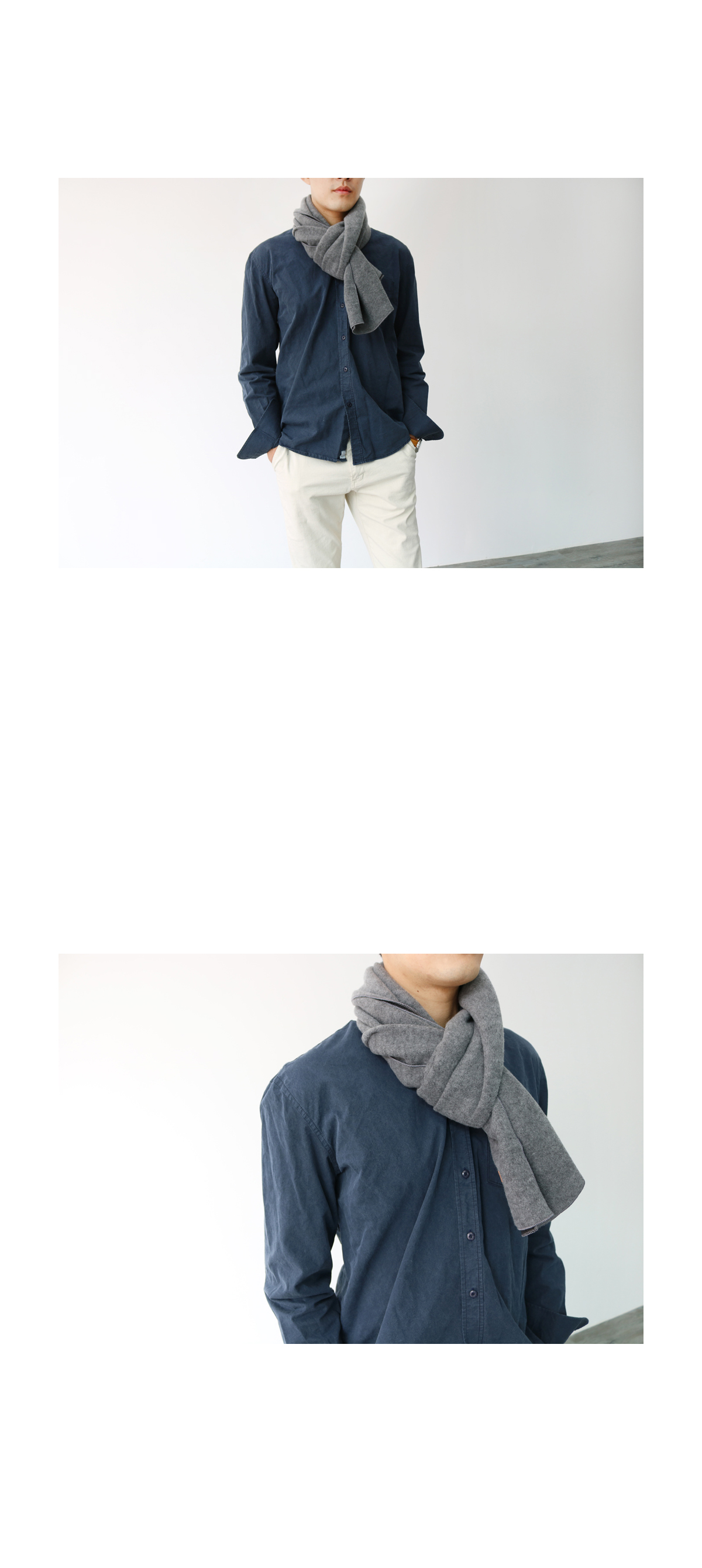 Jin muffler; 5 color Unisex! BEST ♥