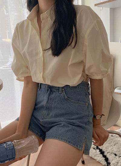 Sorly Pinch Short Sleeve Shirt