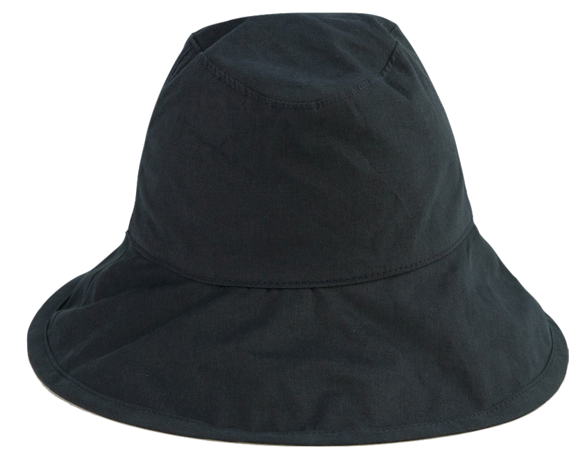wearable bucket hat