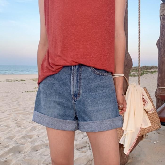 Sandwashing 4 pants