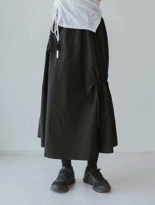 Point Tunnel Long Skirt