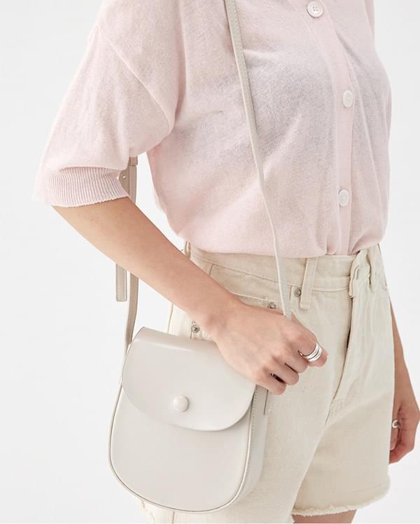 half square mini bag