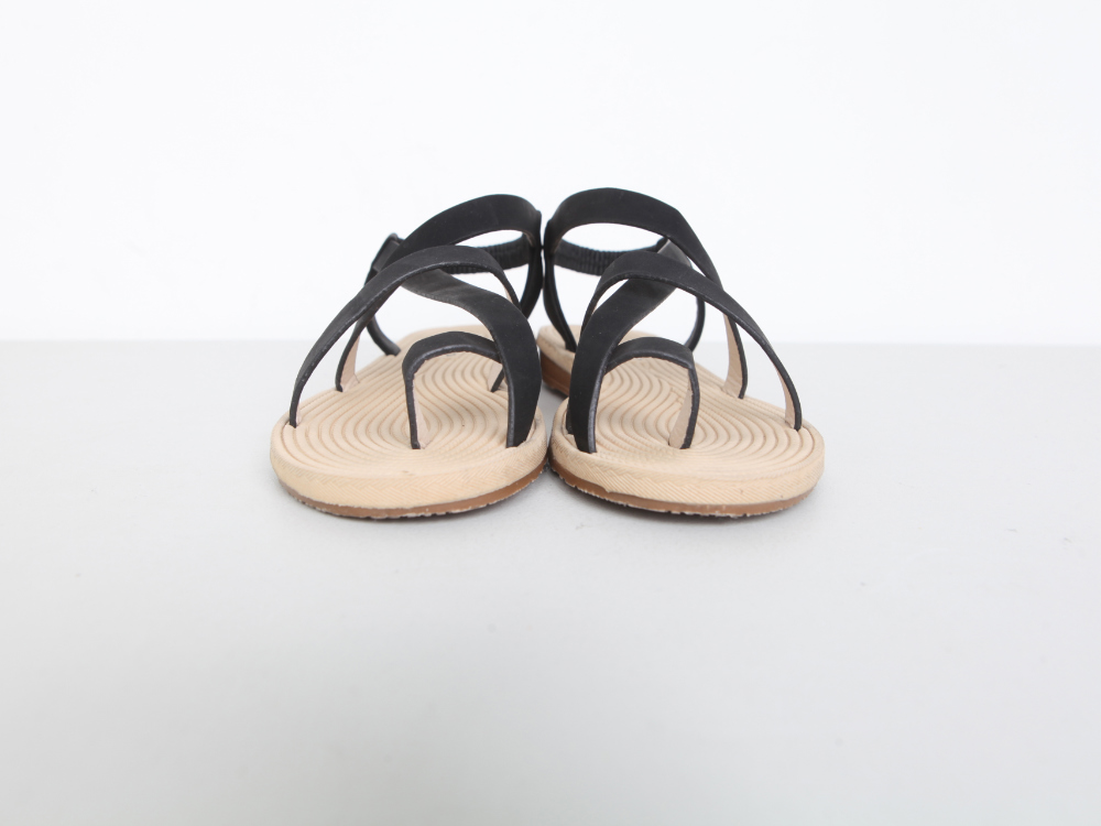 Cooked sandals