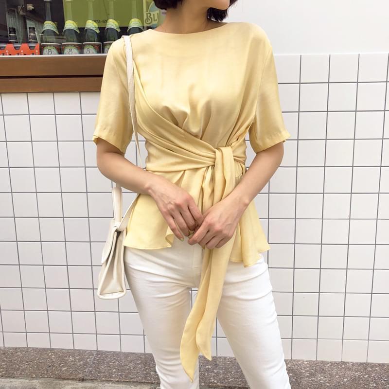 Vivid wrap bl pink mint yellow