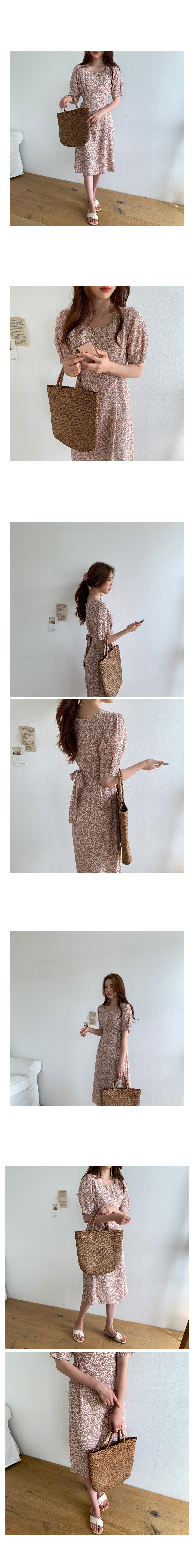 Minute Square Daybreak Dress