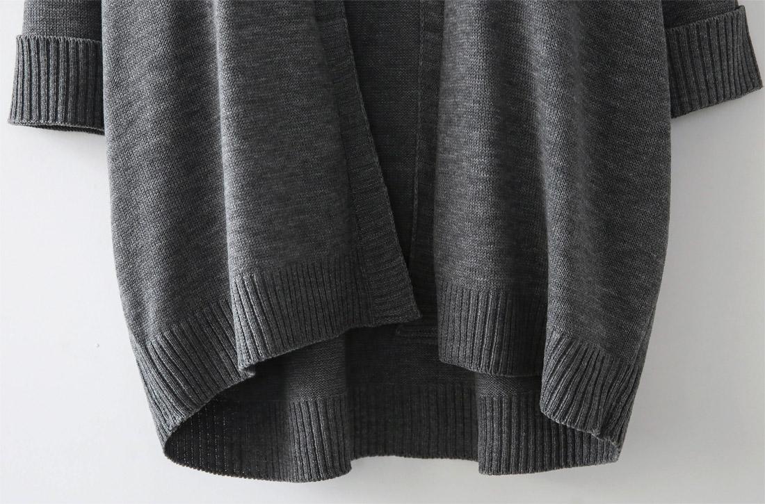 Joey Scholl knit cardigan
