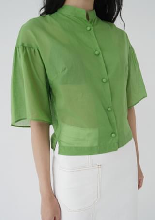 china avant-garde blouse