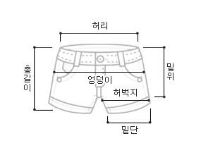 Ethan linen short pants _R