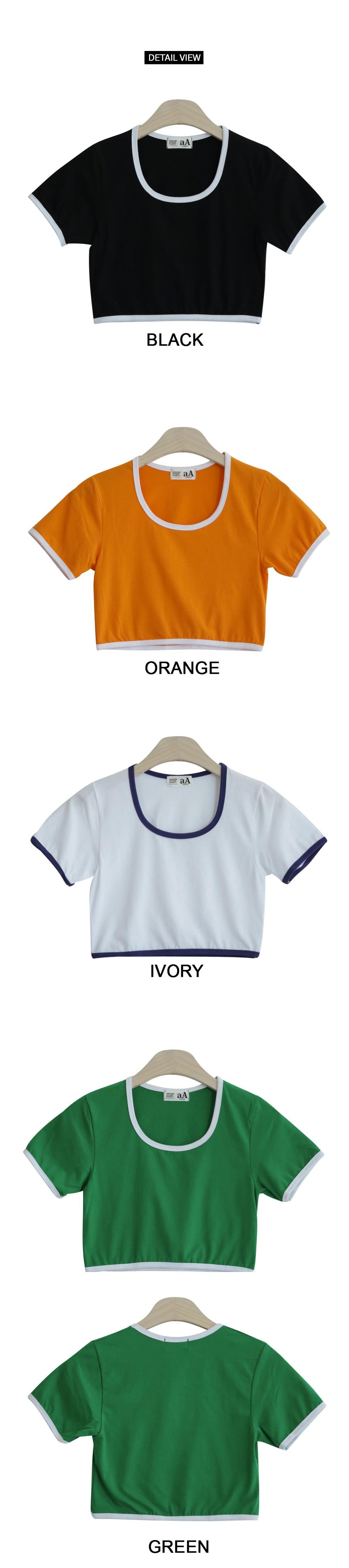 Color Rabpa T-shirt