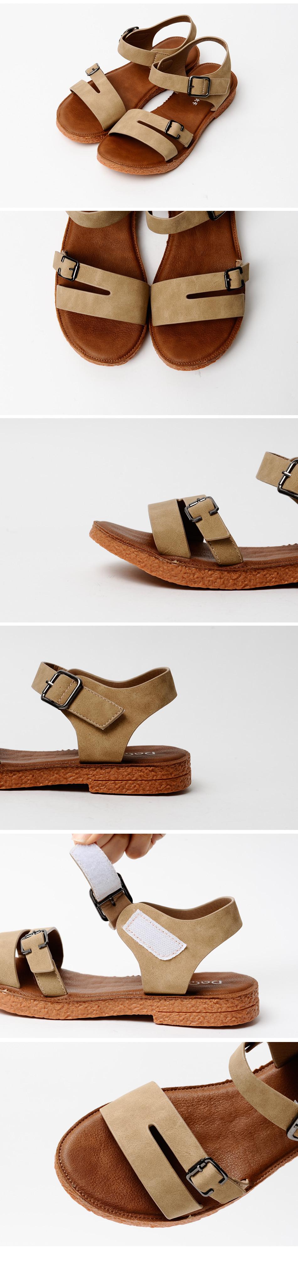 Denchia strap sandals 2cm