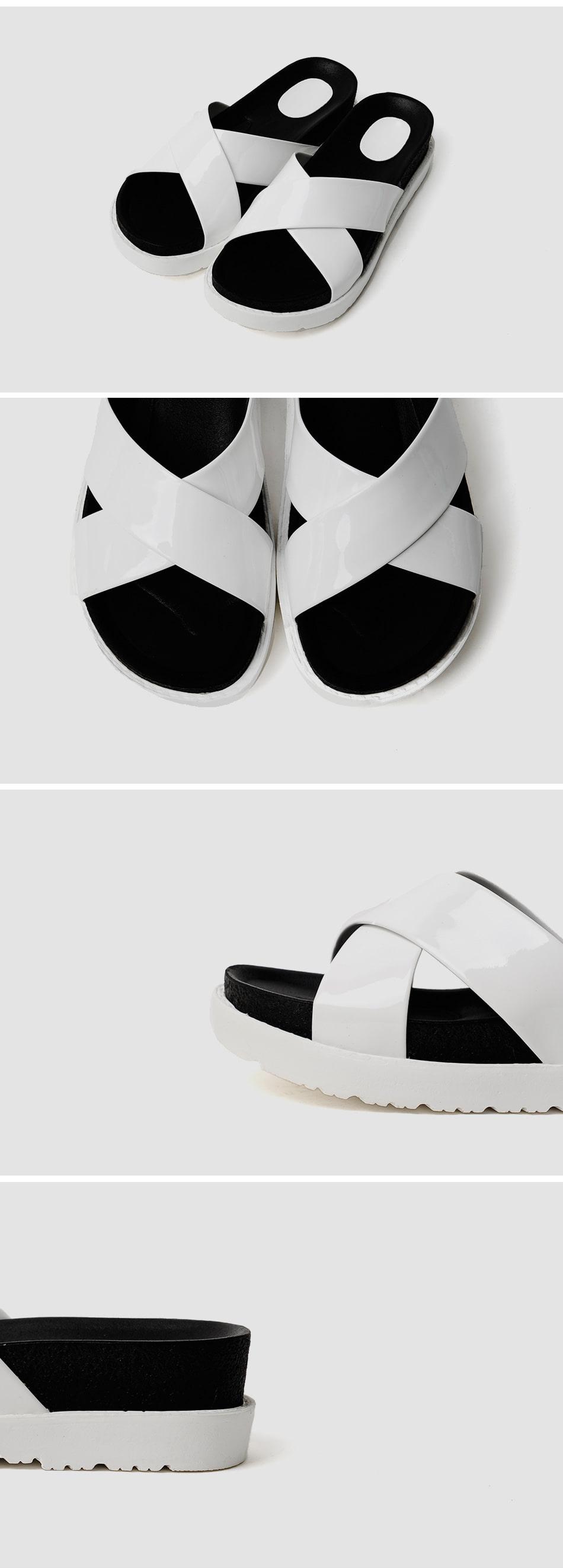 Leota Slippers 4cm