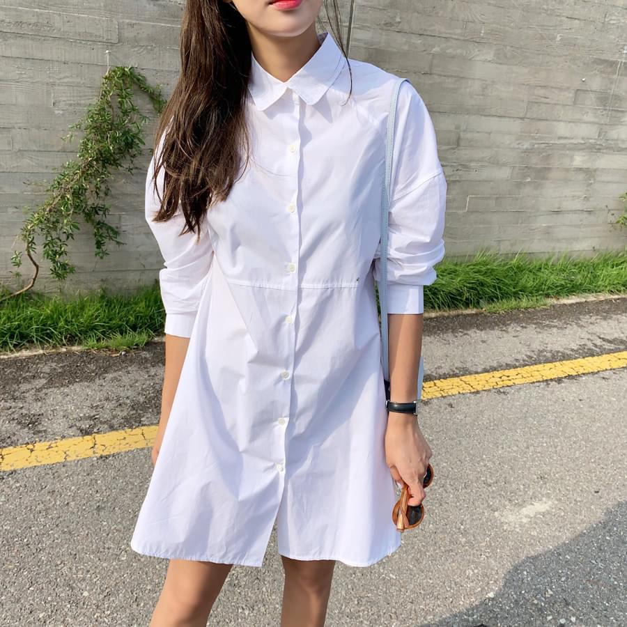 Grace Shirt Dress