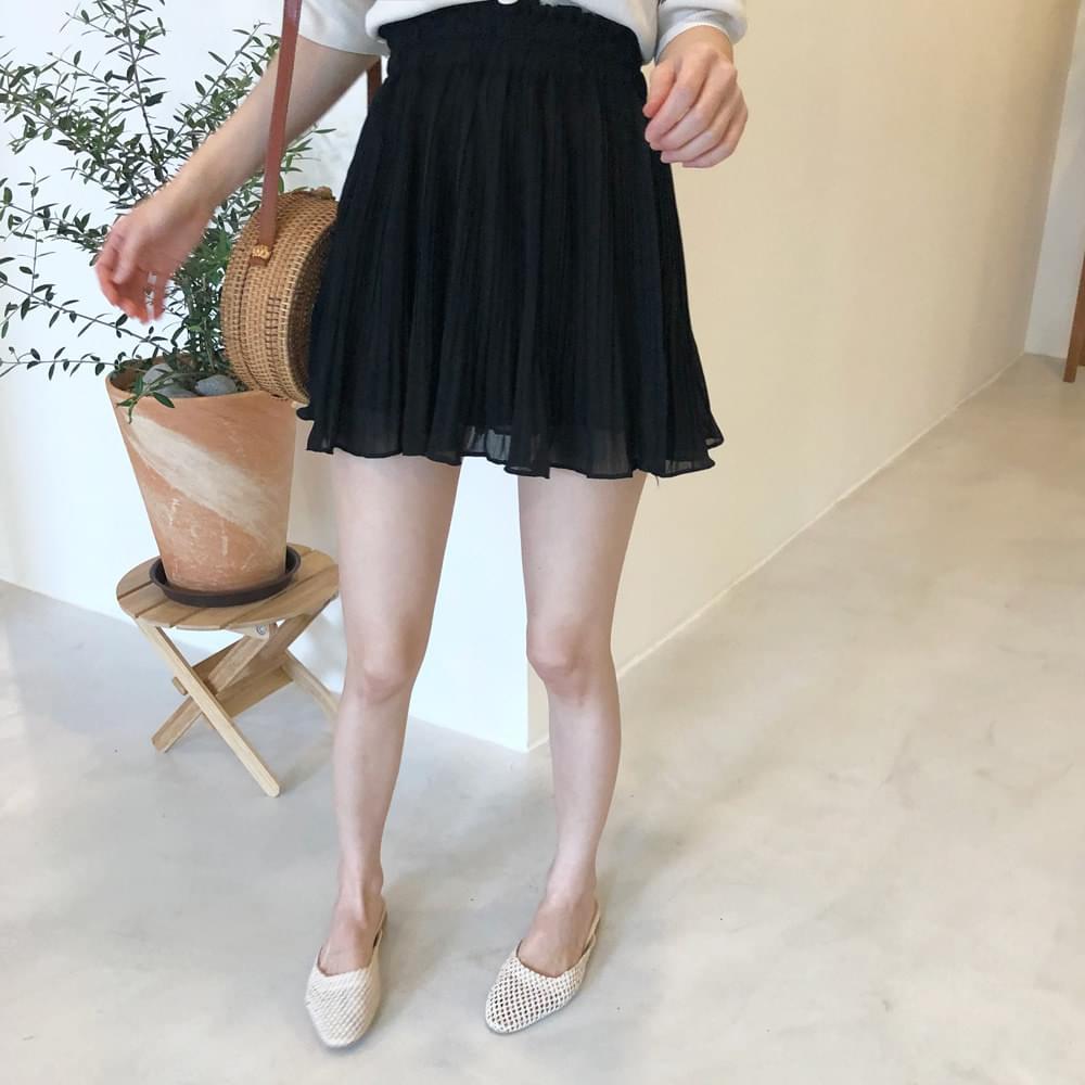 Chiffon Bending Skirt