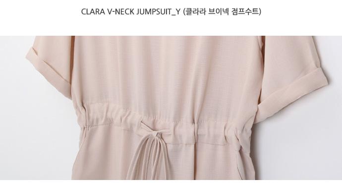 Clara v-neck jumpsuit_Y
