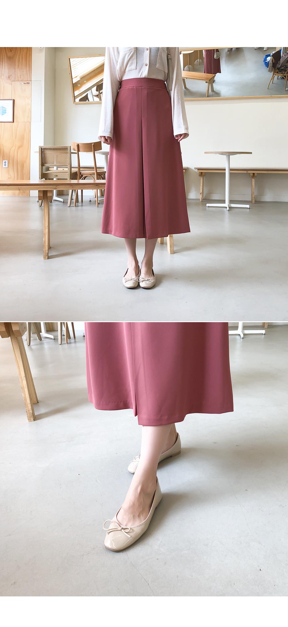 High-grade fleece skirt