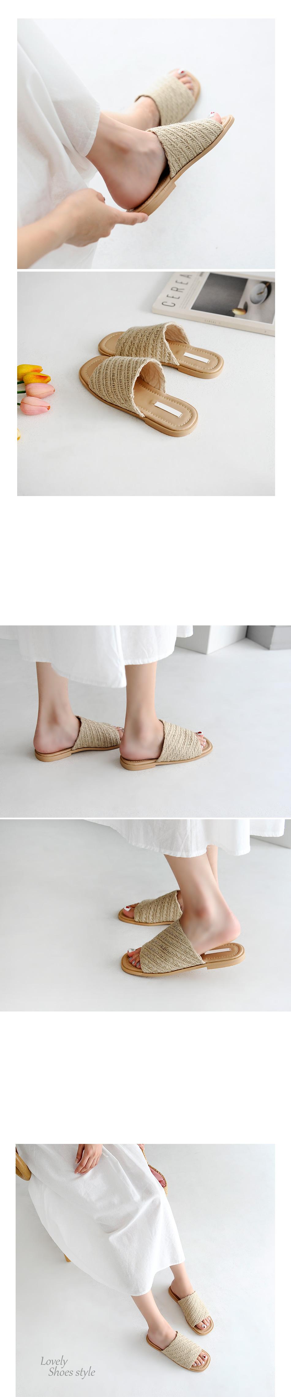 Diency Slippers 1cm
