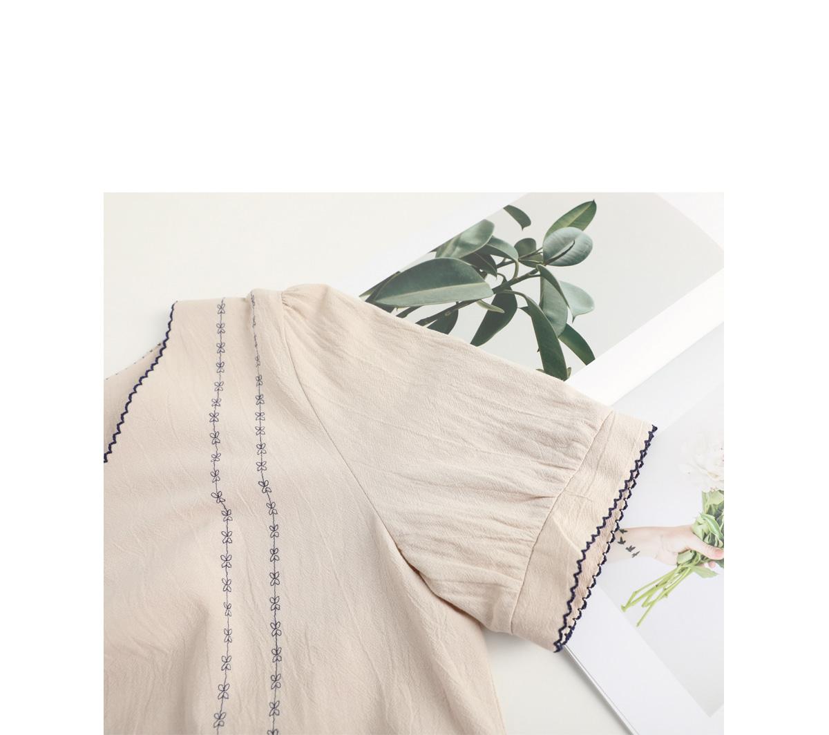 Antique dandelion dress