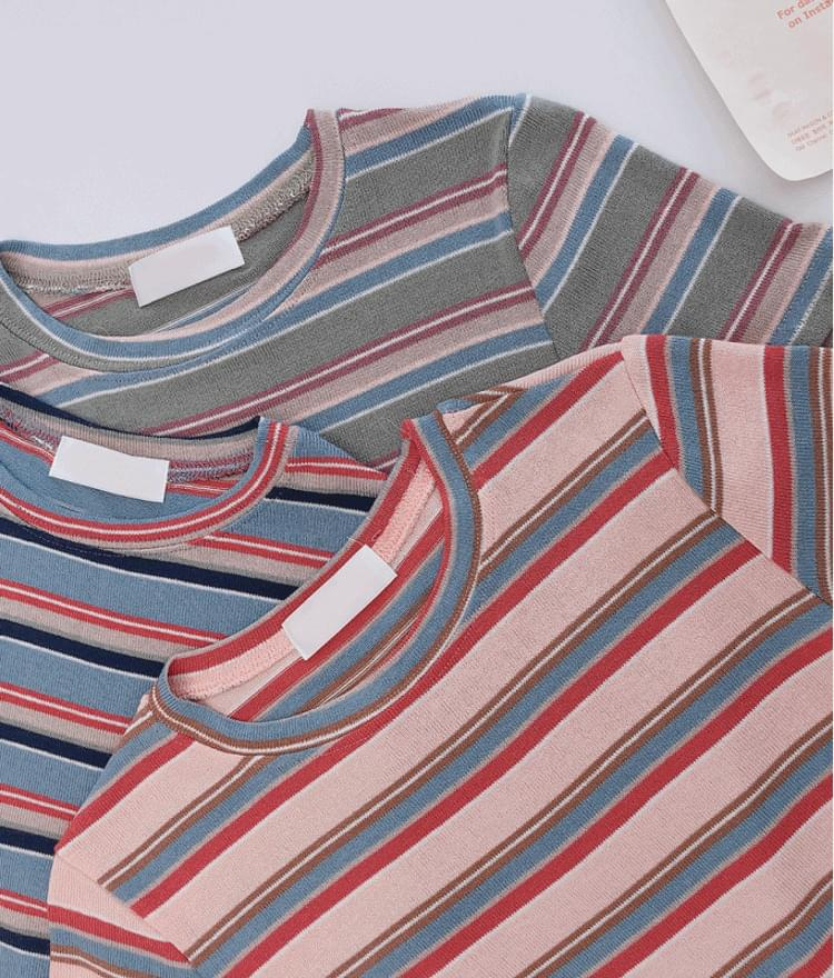 Short sleeve Tegara knit