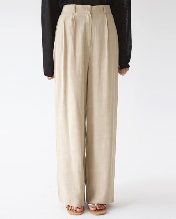 a alvin banding pants 長褲