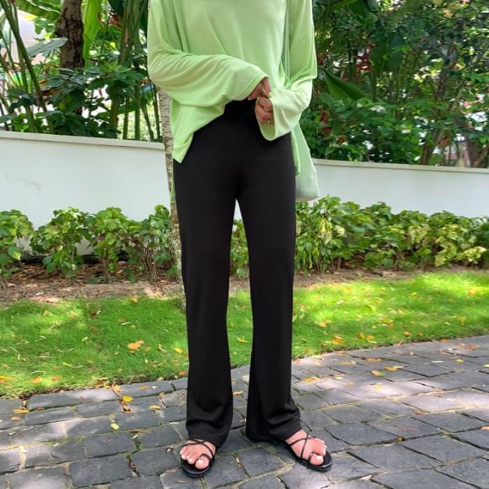 Slim Boots Cool Leggings Pants