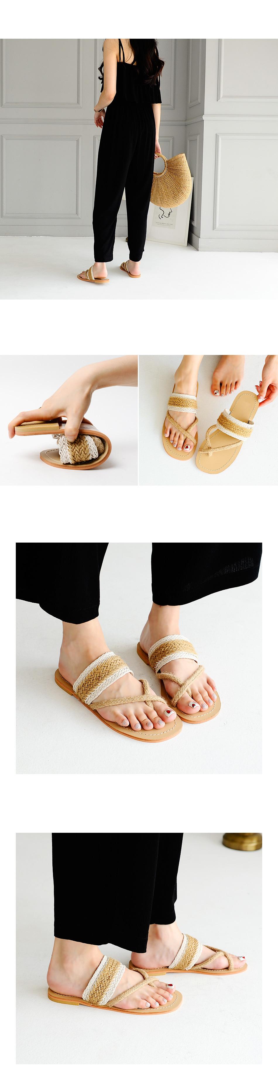 Lee Elbratan Slippers 1cm