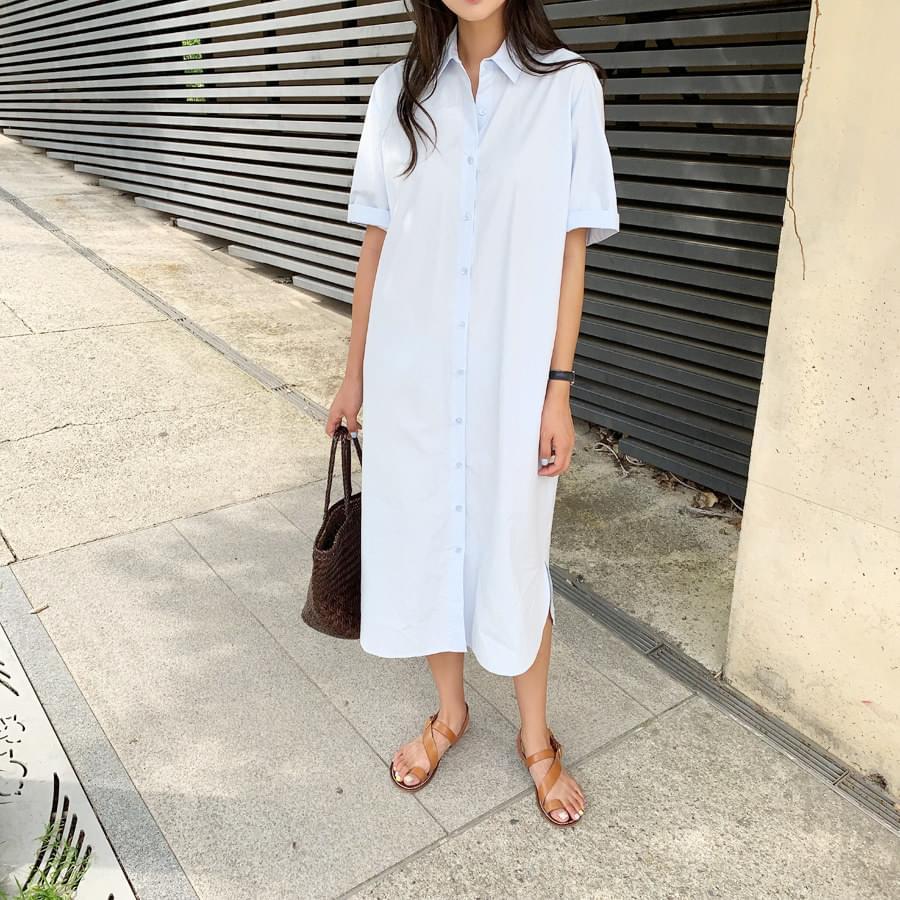 Half Long Dress