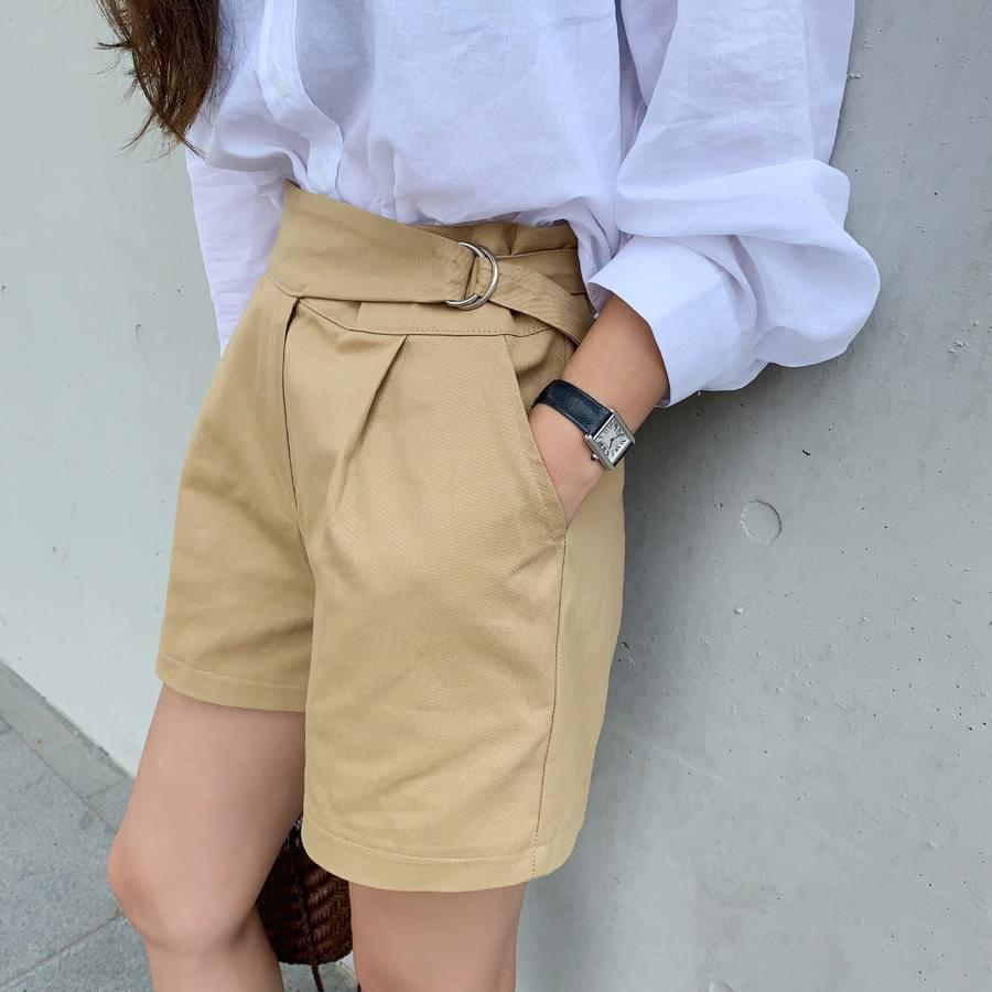 Hazelnut Short Pants